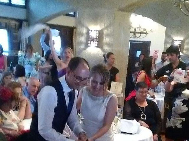 La boda de David y Ana en Sos Del Rey Catolico, Zaragoza 14