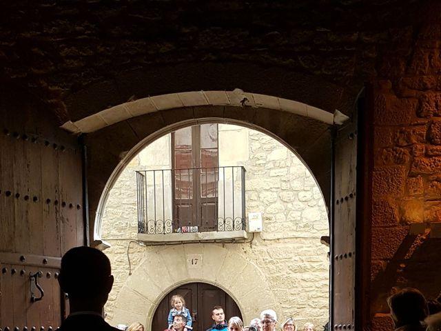 La boda de David y Ana en Sos Del Rey Catolico, Zaragoza 33