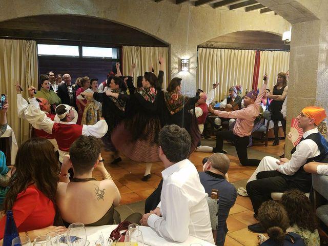 La boda de David y Ana en Sos Del Rey Catolico, Zaragoza 38