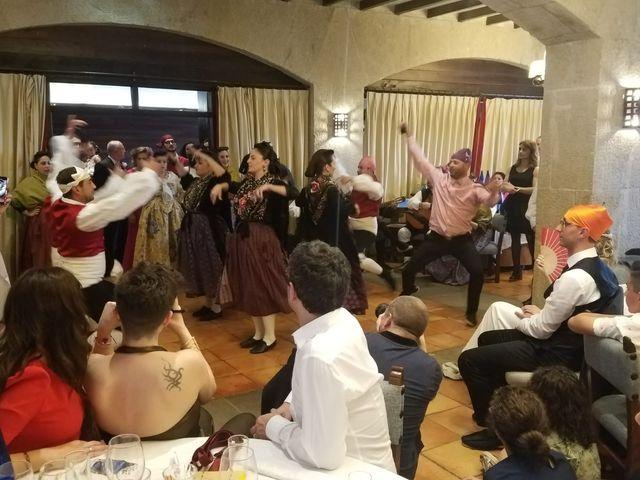 La boda de David y Ana en Sos Del Rey Catolico, Zaragoza 39