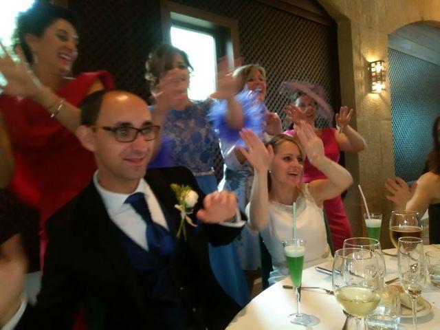 La boda de David y Ana en Sos Del Rey Catolico, Zaragoza 55