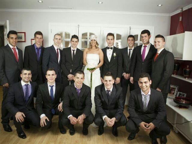 La boda de Ester y Joan Tony en Algemesí, Valencia 6