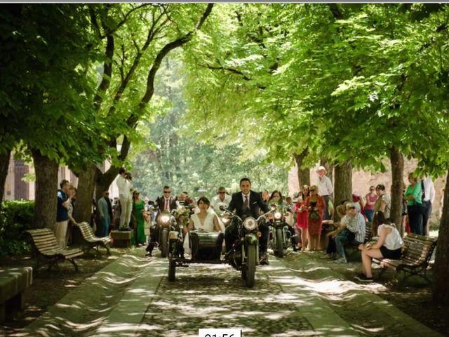 La boda de Kike y Alba  en Covarrubias, Burgos 8