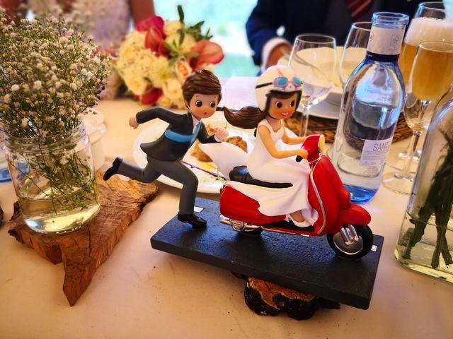La boda de Kike y Alba  en Covarrubias, Burgos 10