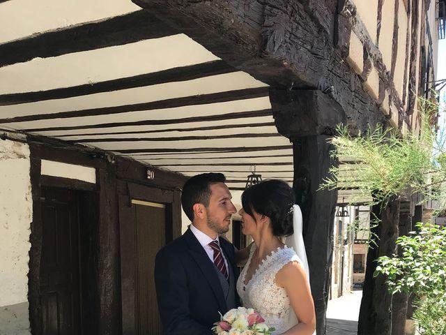 La boda de Kike y Alba  en Covarrubias, Burgos 12