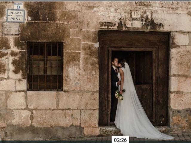 La boda de Kike y Alba  en Covarrubias, Burgos 14