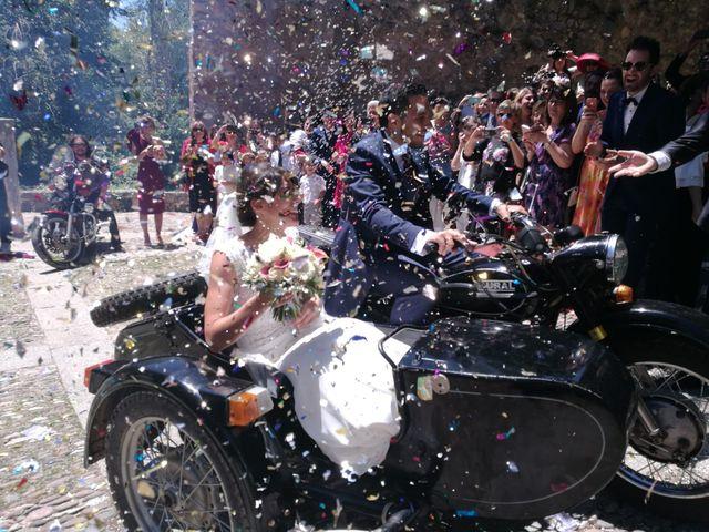 La boda de Kike y Alba  en Covarrubias, Burgos 1