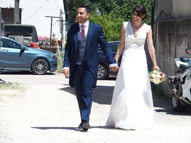 La boda de Kike y Alba  en Covarrubias, Burgos 15