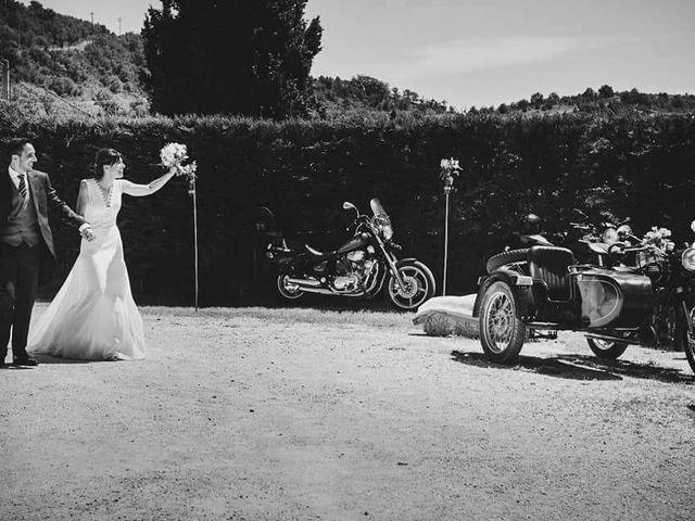 La boda de Kike y Alba  en Covarrubias, Burgos 18