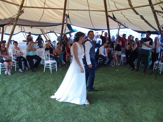 La boda de Kike y Alba  en Covarrubias, Burgos 19