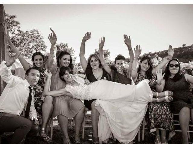 La boda de Kike y Alba  en Covarrubias, Burgos 20