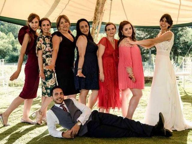 La boda de Kike y Alba  en Covarrubias, Burgos 21