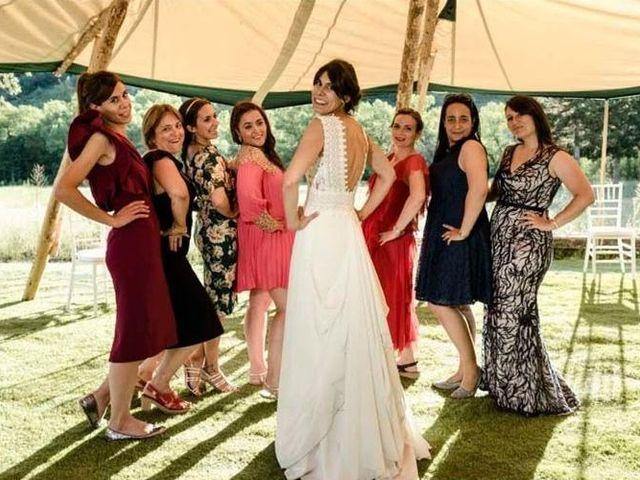La boda de Kike y Alba  en Covarrubias, Burgos 22