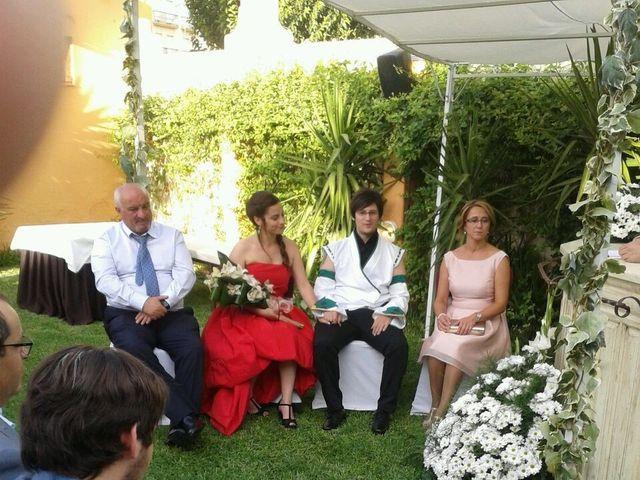 La boda de Cristia y Maider en Montijo, Badajoz 3