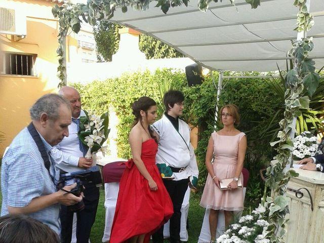 La boda de Cristia y Maider en Montijo, Badajoz 4