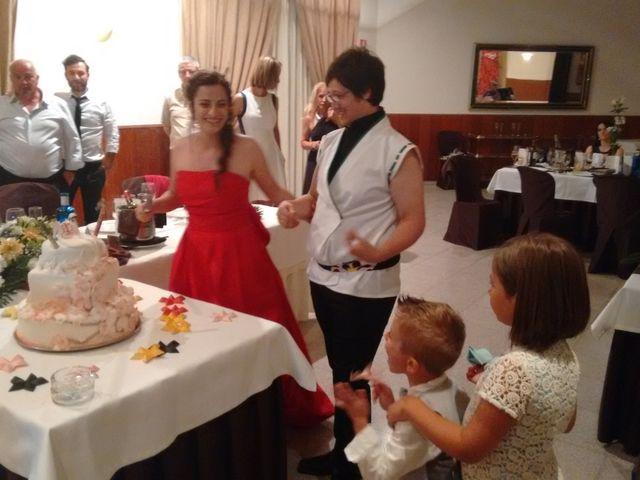 La boda de Cristia y Maider en Montijo, Badajoz 8
