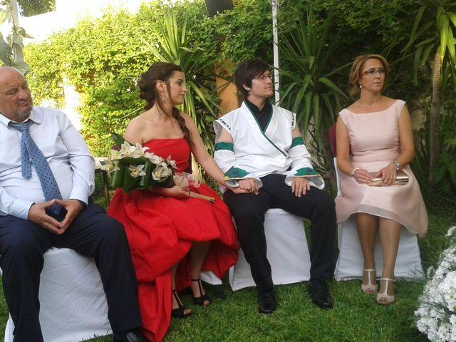 La boda de Cristia y Maider en Montijo, Badajoz 12
