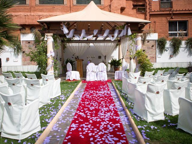 La boda de Jairo y Aranza en Huetor Vega, Granada 1