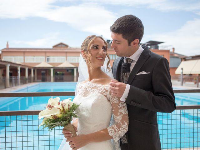 La boda de Jairo y Aranza en Huetor Vega, Granada 2