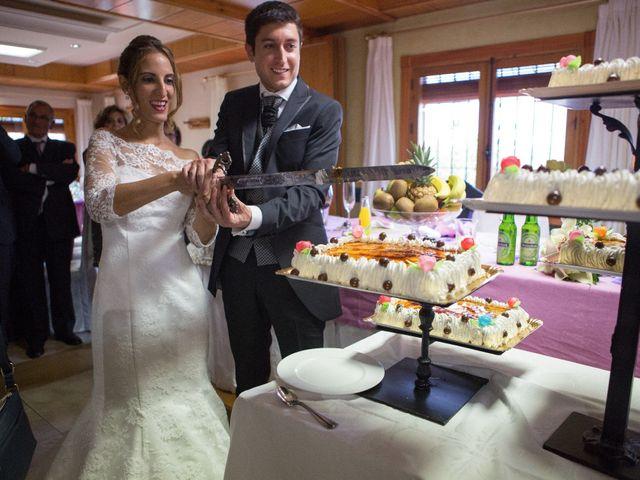 La boda de Jairo y Aranza en Huetor Vega, Granada 4