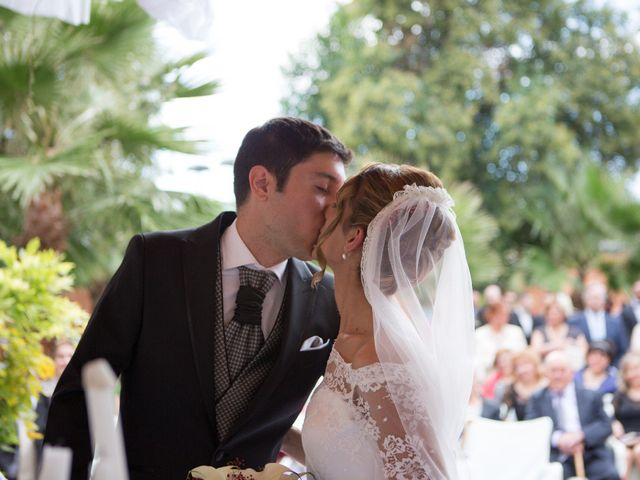 La boda de Jairo y Aranza en Huetor Vega, Granada 6