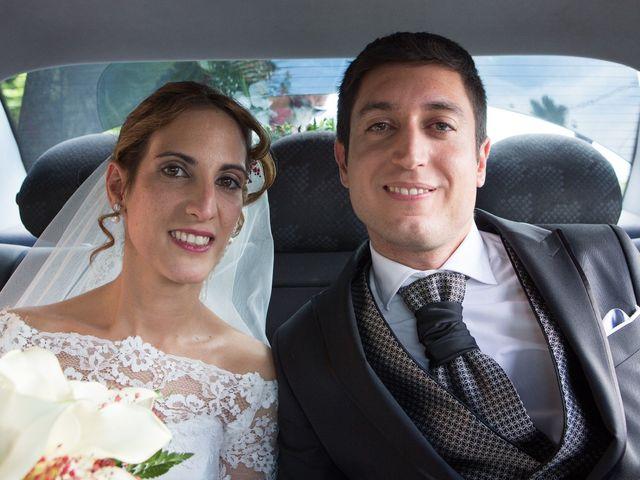 La boda de Jairo y Aranza en Huetor Vega, Granada 8