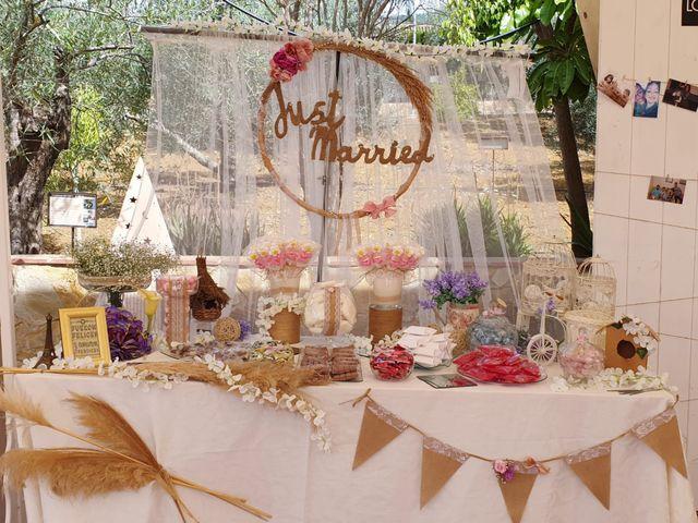 La boda de Javier y Chere en Alora, Málaga 7