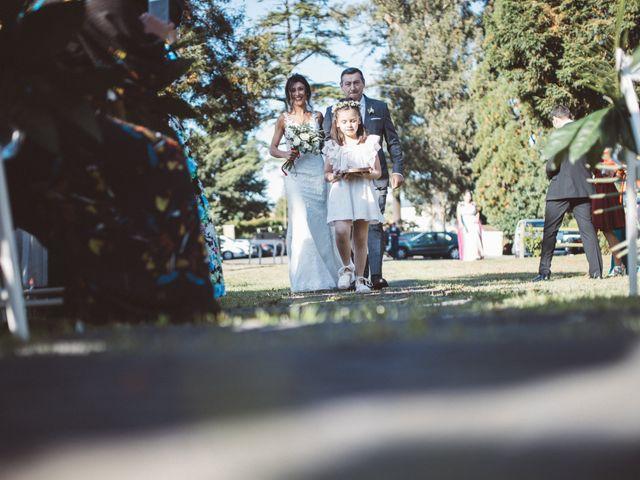 La boda de Dani y Yoana en Santa Ana De Abuli, Asturias 27