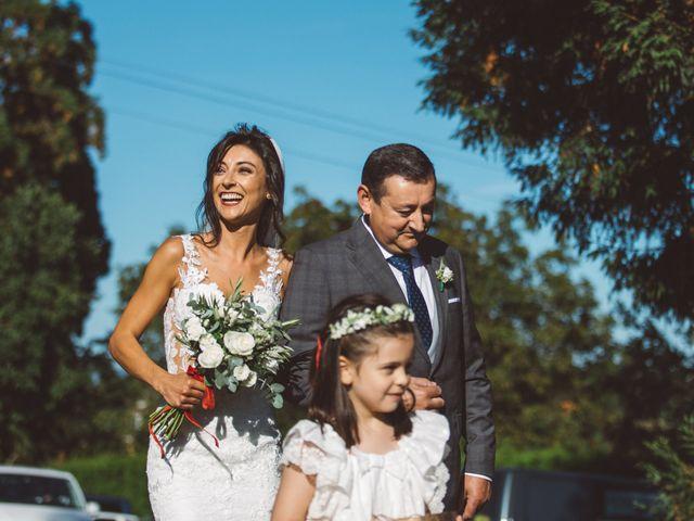 La boda de Dani y Yoana en Santa Ana De Abuli, Asturias 28