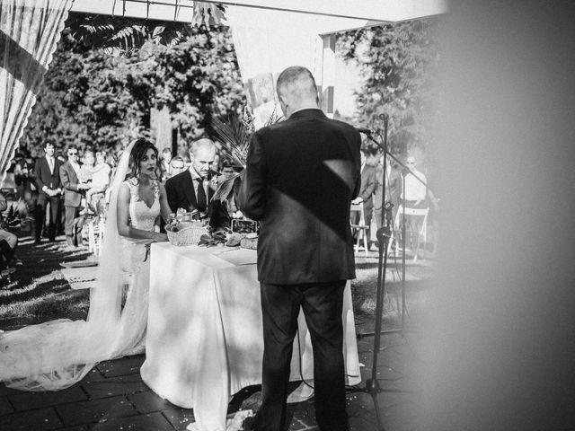 La boda de Dani y Yoana en Santa Ana De Abuli, Asturias 32
