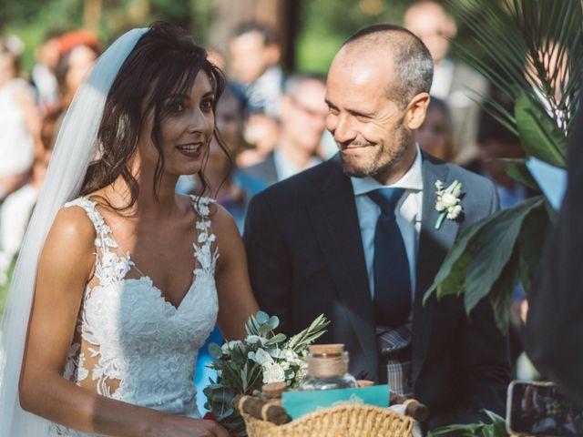 La boda de Dani y Yoana en Santa Ana De Abuli, Asturias 33