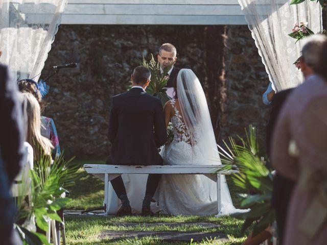 La boda de Dani y Yoana en Santa Ana De Abuli, Asturias 34
