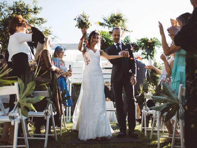 La boda de Dani y Yoana en Santa Ana De Abuli, Asturias 44