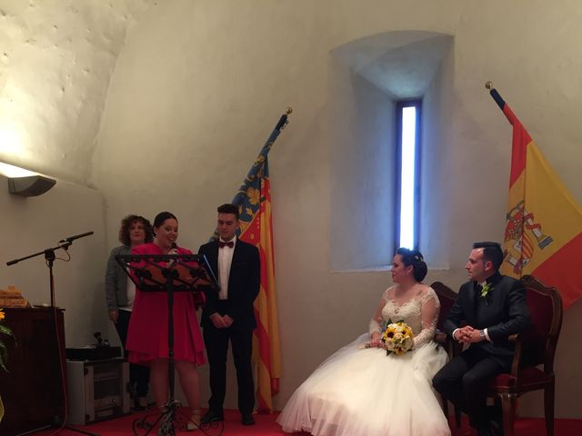 La boda de Pablo y Marta en Petrer, Alicante 3