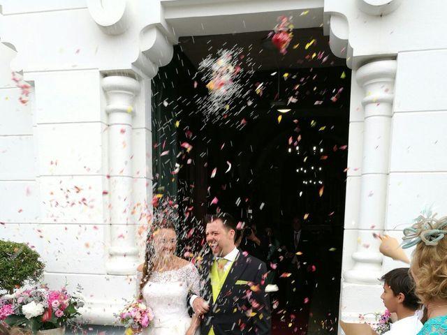 La boda de Lionell y Isabel en Ares (Pontedeume), A Coruña 1