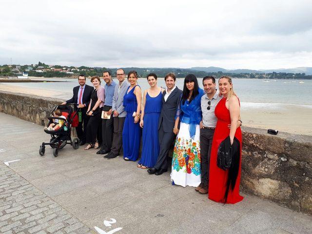 La boda de Lionell y Isabel en Ares (Pontedeume), A Coruña 6