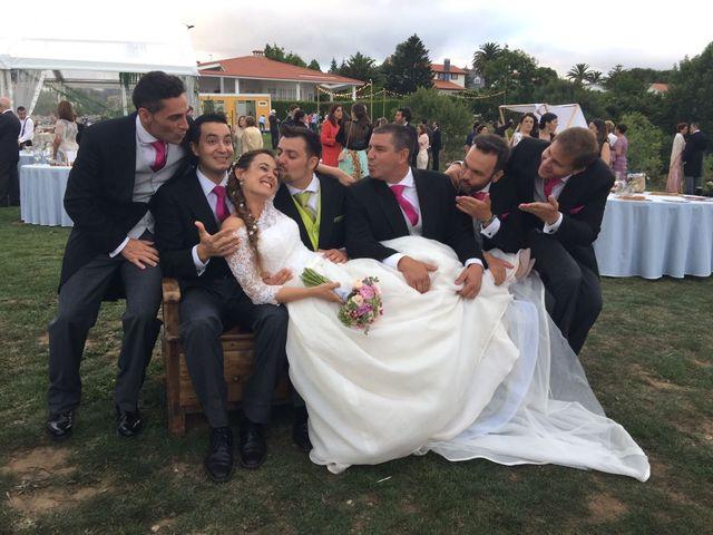 La boda de Lionell y Isabel en Ares (Pontedeume), A Coruña 19