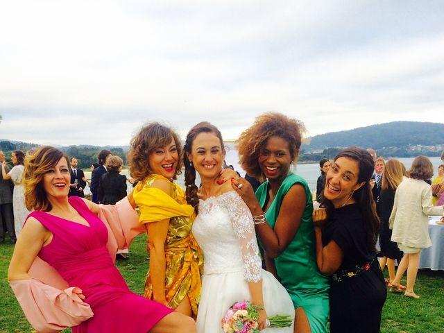 La boda de Lionell y Isabel en Ares (Pontedeume), A Coruña 22