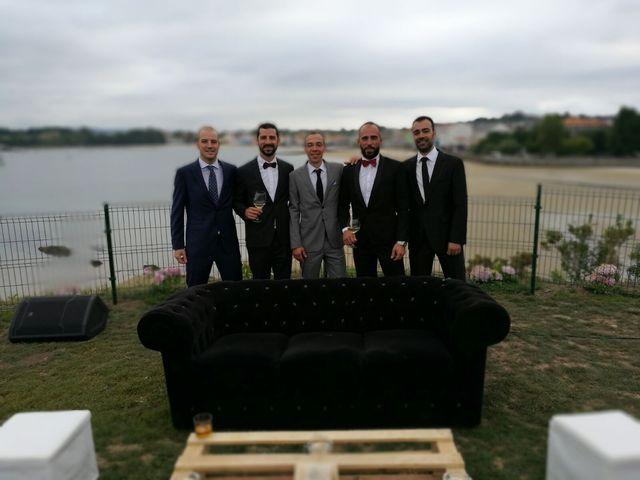 La boda de Lionell y Isabel en Ares (Pontedeume), A Coruña 24