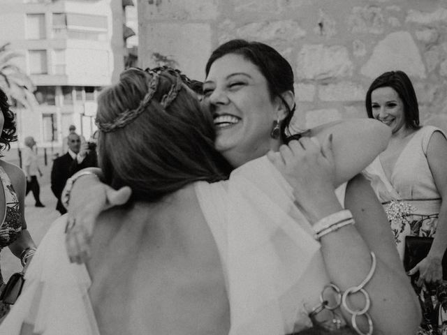 La boda de Miguel y Melania en San Juan De Alicante, Alicante 55