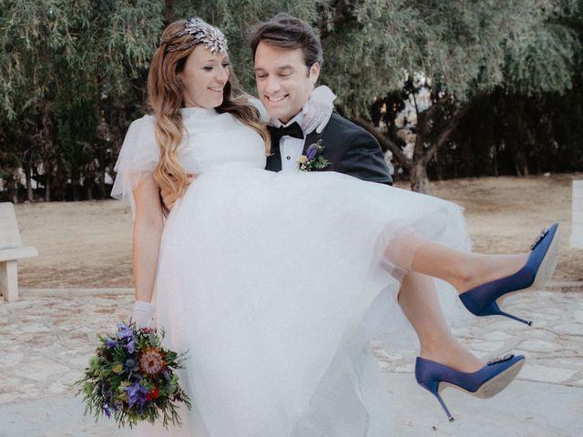 La boda de Miguel y Melania en San Juan De Alicante, Alicante 80