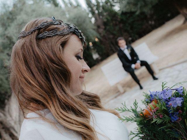 La boda de Miguel y Melania en San Juan De Alicante, Alicante 1