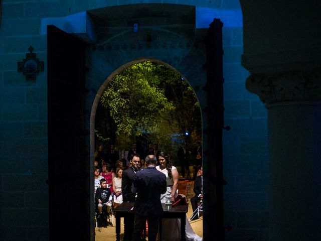 La boda de Emiliano y Carmen en Almodovar Del Rio, Córdoba 2