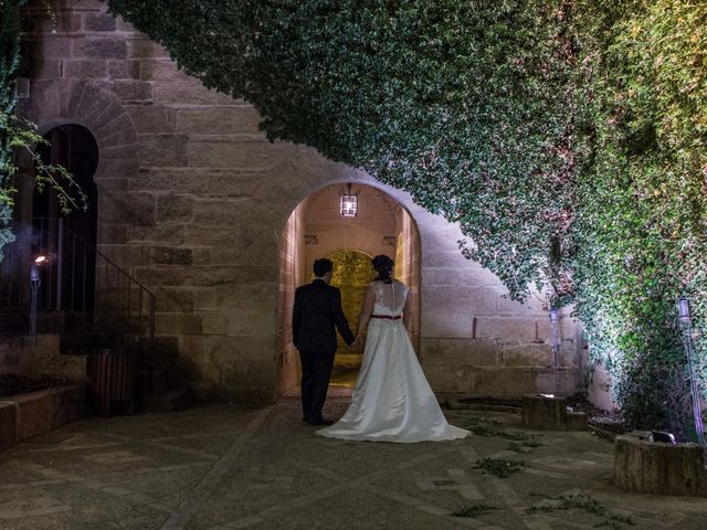 La boda de Emiliano y Carmen en Almodovar Del Rio, Córdoba 4