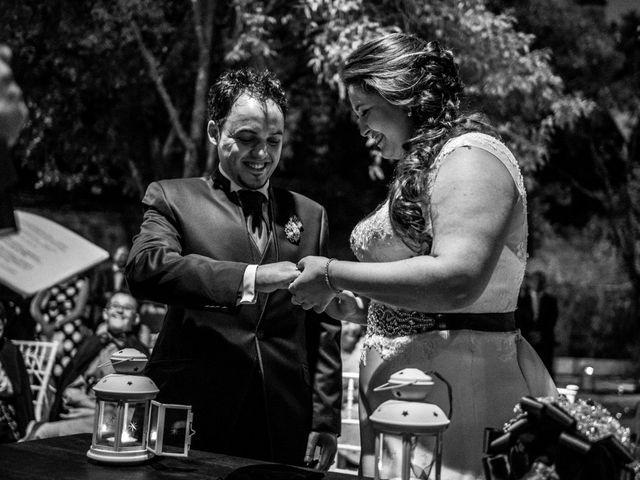 La boda de Emiliano y Carmen en Almodovar Del Rio, Córdoba 5