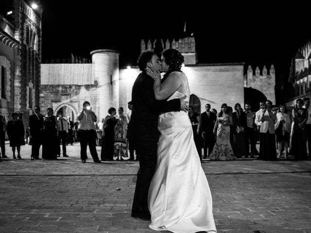La boda de Emiliano y Carmen en Almodovar Del Rio, Córdoba 6