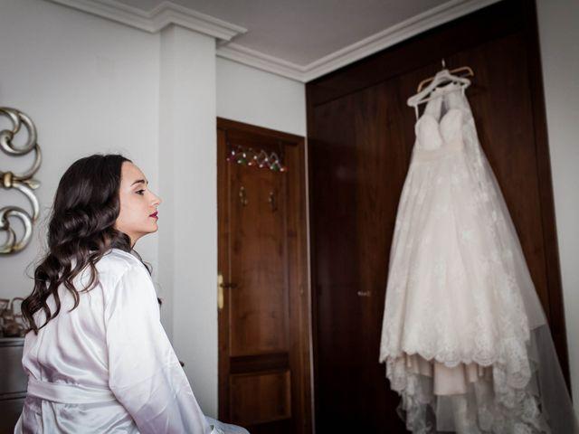 La boda de Albert y María en Villar De Los Alamos, Salamanca 38