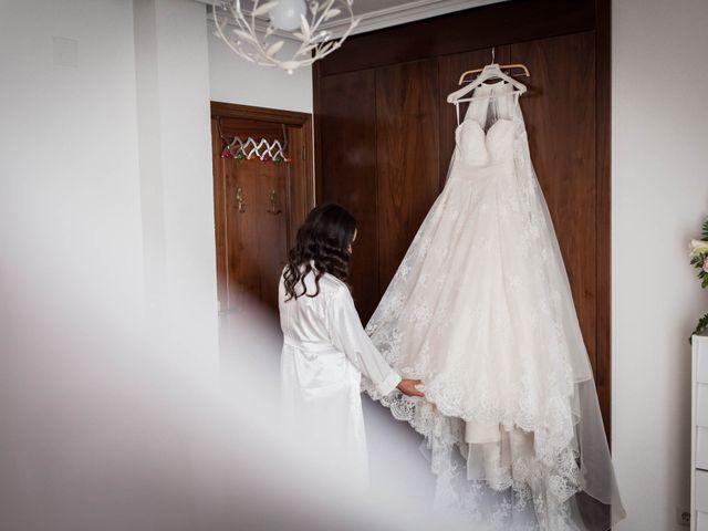La boda de Albert y María en Villar De Los Alamos, Salamanca 39