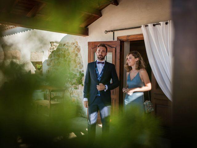 La boda de Albert y María en Villar De Los Alamos, Salamanca 67