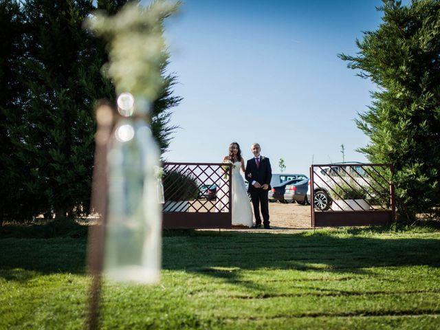 La boda de Albert y María en Villar De Los Alamos, Salamanca 72